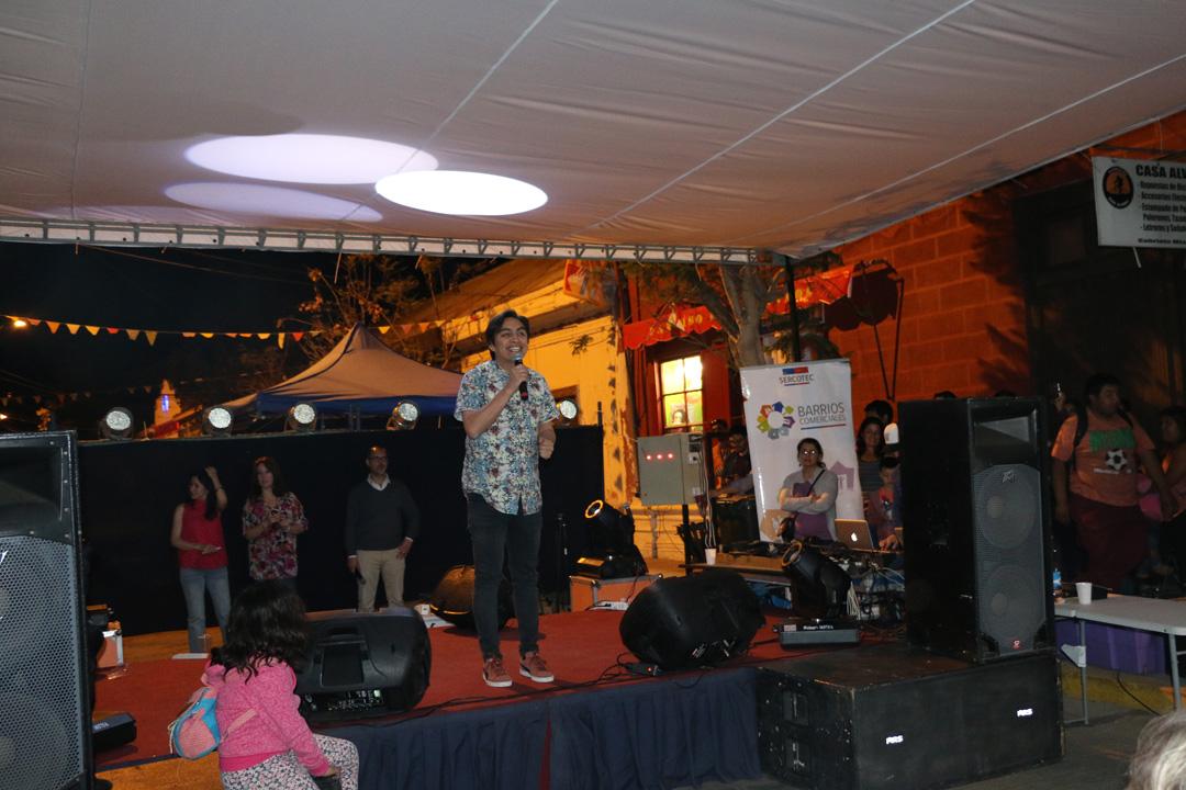 Photo of El stand up comedy de Sergio Freire hizo reír a todos en Vicuña