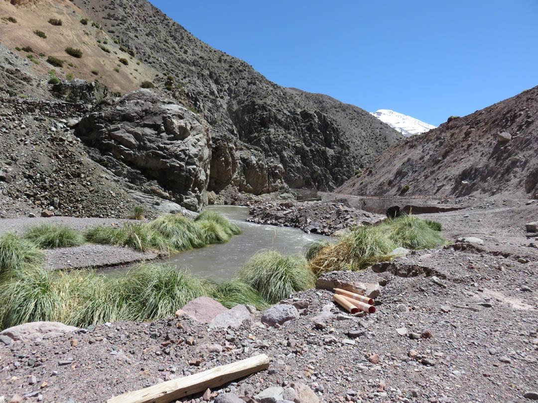Photo of Junta de Vigilancia del Río Elqui informa riesgos a causa de deshielos