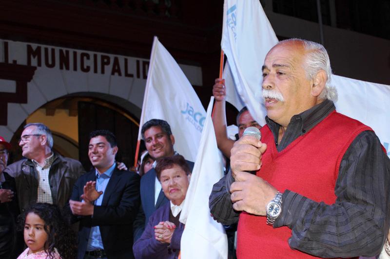 Photo of Roberto Jacob se queda con la alcaldía de La Serena