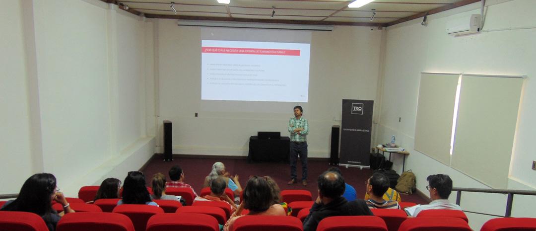 Photo of Buscan fomentar el turismo cultural y patrimonial  de la zona a través de taller del CNCA