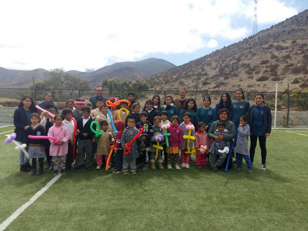 Photo of Mediante show de títeres, escolares  de El Romeral aprendieron valores