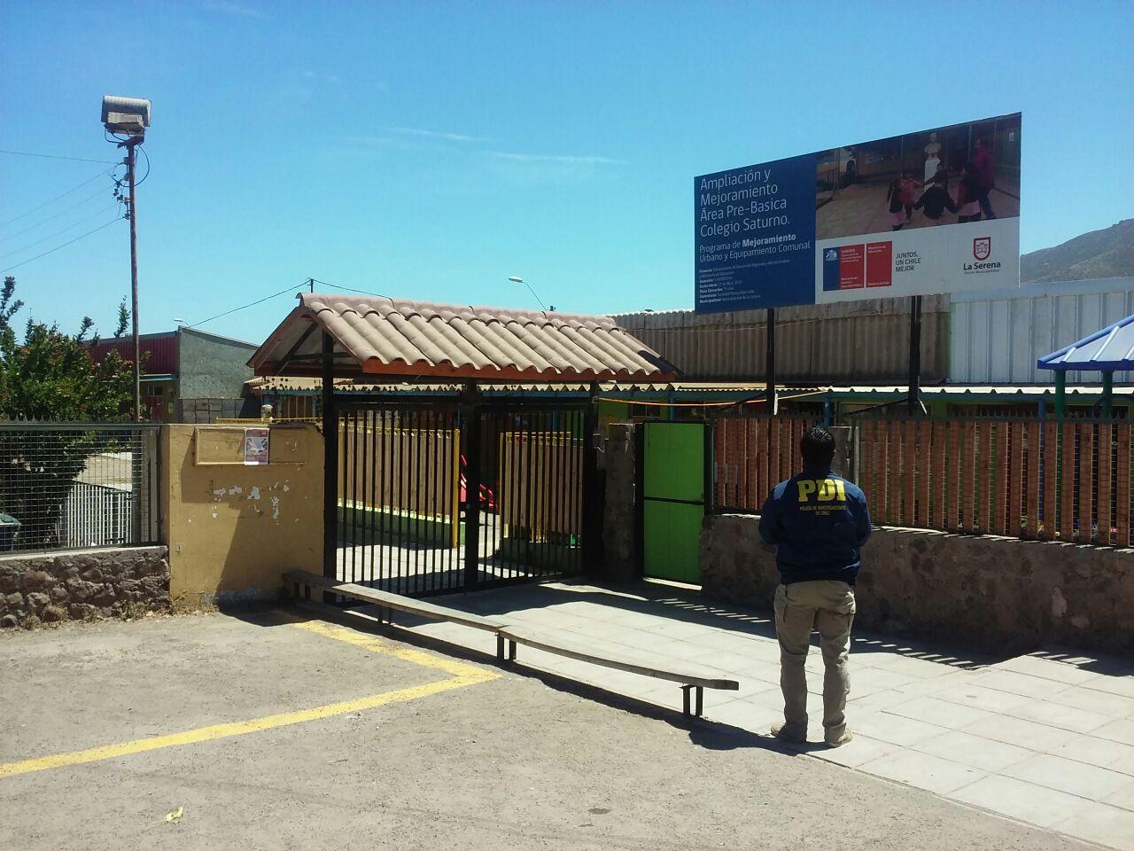 Photo of PDI investiga robo ocurrido en la Escuela Saturno de la localidad de Gabriela Mistral
