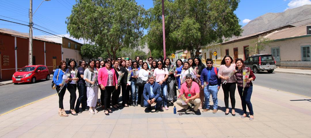 Photo of Trabajadores sociales de Vicuña recibieron capacitación para actualizar sus conocimientos