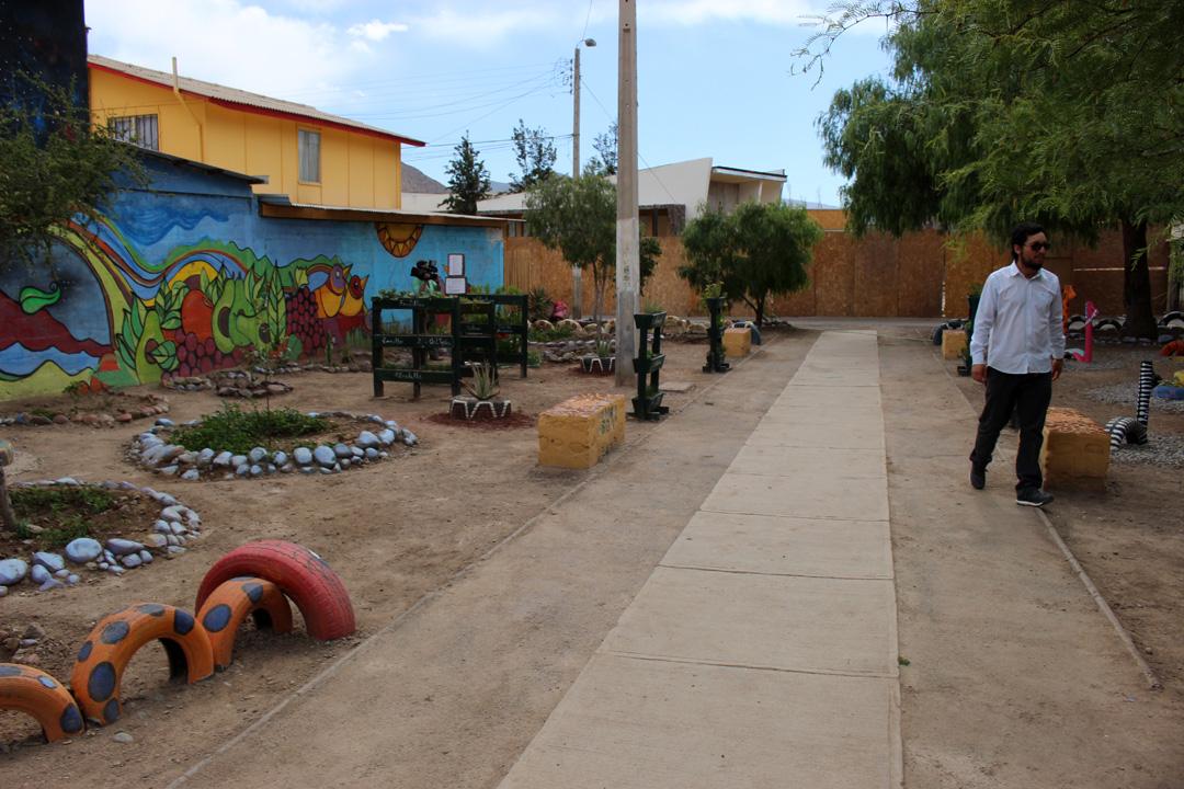 """Photo of Inaugurarán """"Plaza de Los Neumáticos"""" ubicada en la población Río Turbio"""