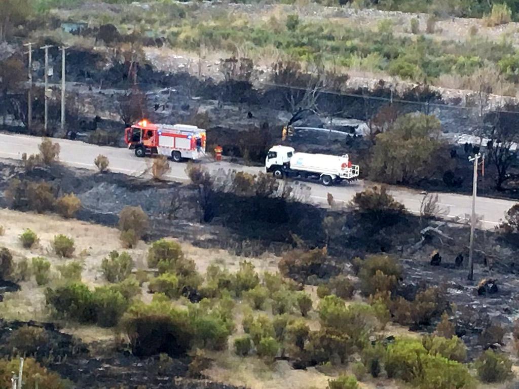 Photo of Incendio Forestal en cercanías de Puclaro podría deberse a un tema eléctrico