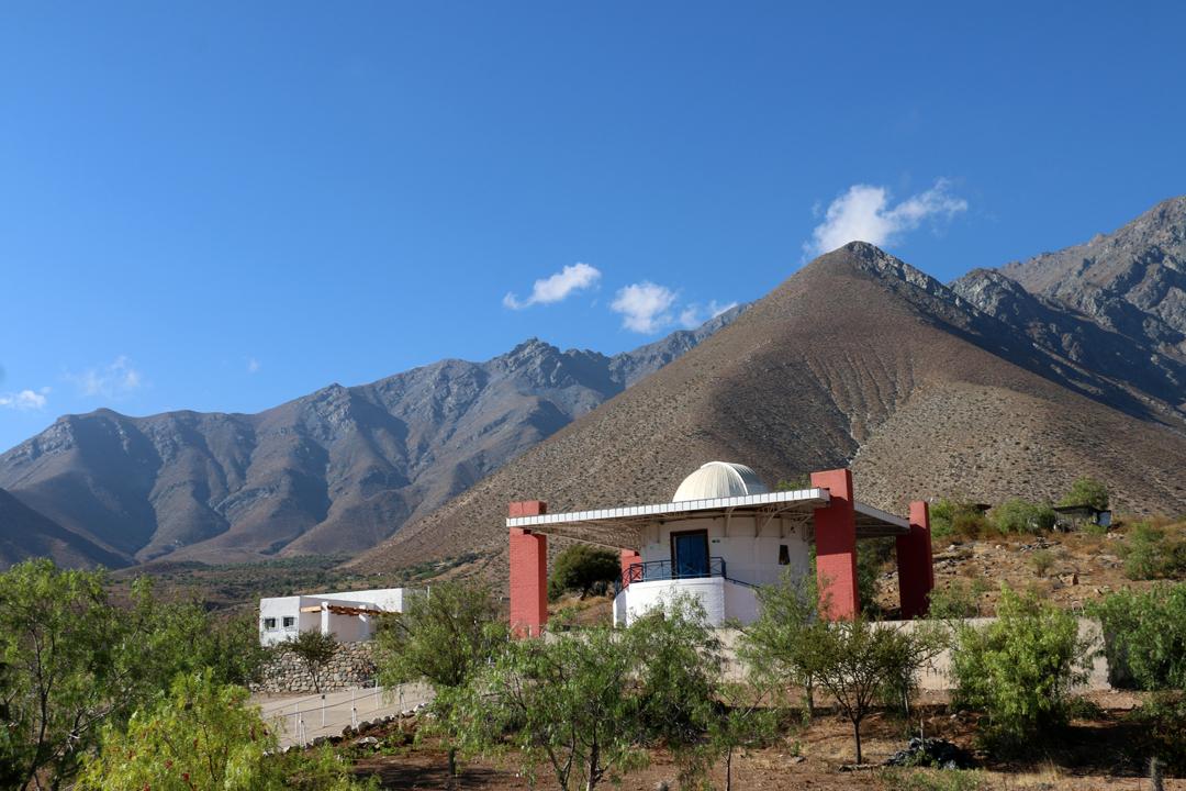 Photo of Observatorio Mamalluca atiende a turistas y delegaciones que realizaron reservas anticipadas