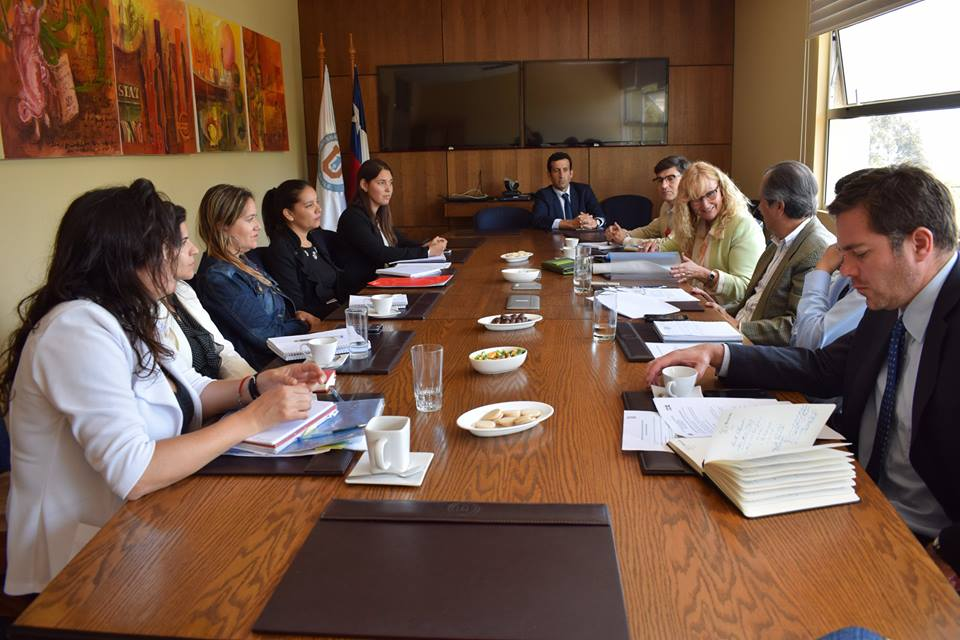 Photo of A paso firme avanza subcomisión de educación superior  en el marco del Comité de Integración Agua Negra