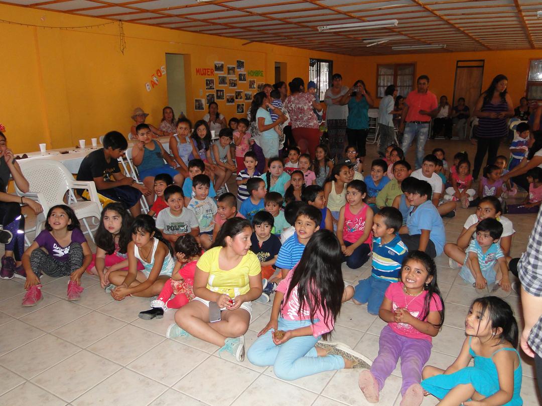 Photo of Niños del Valle de Elqui recibieron con alegría  jornada navideña de Santo Tomás La Serena