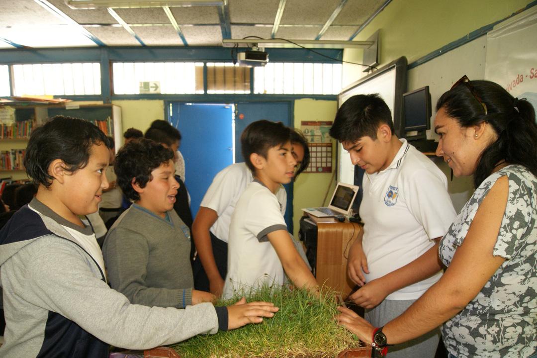 Photo of En Escuela Cielo Claro de Paihuano finalizan charlas del Santuario de la Naturaleza Estero Derecho
