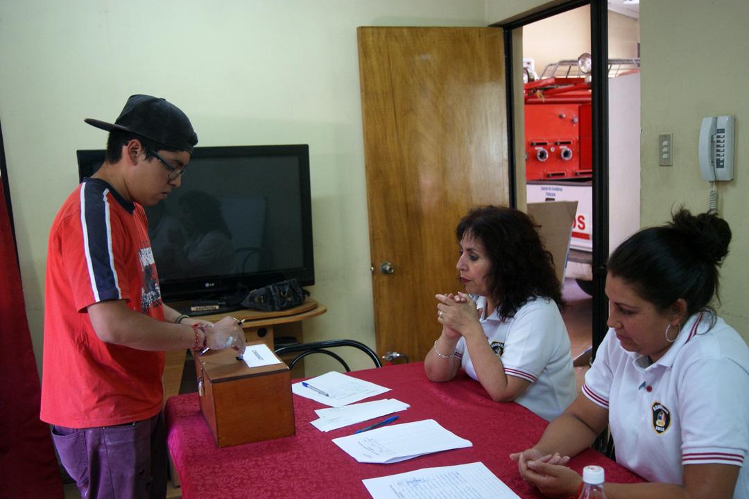 Photo of Bomberos de Paihuano eligen a sus representantes para periodo 2016-2018
