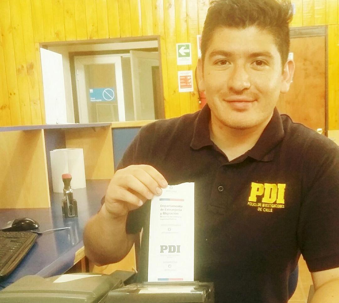 Photo of PDI lleva controlado a 1.357 extranjeros en Complejo Fronterizo Juntas del Toro