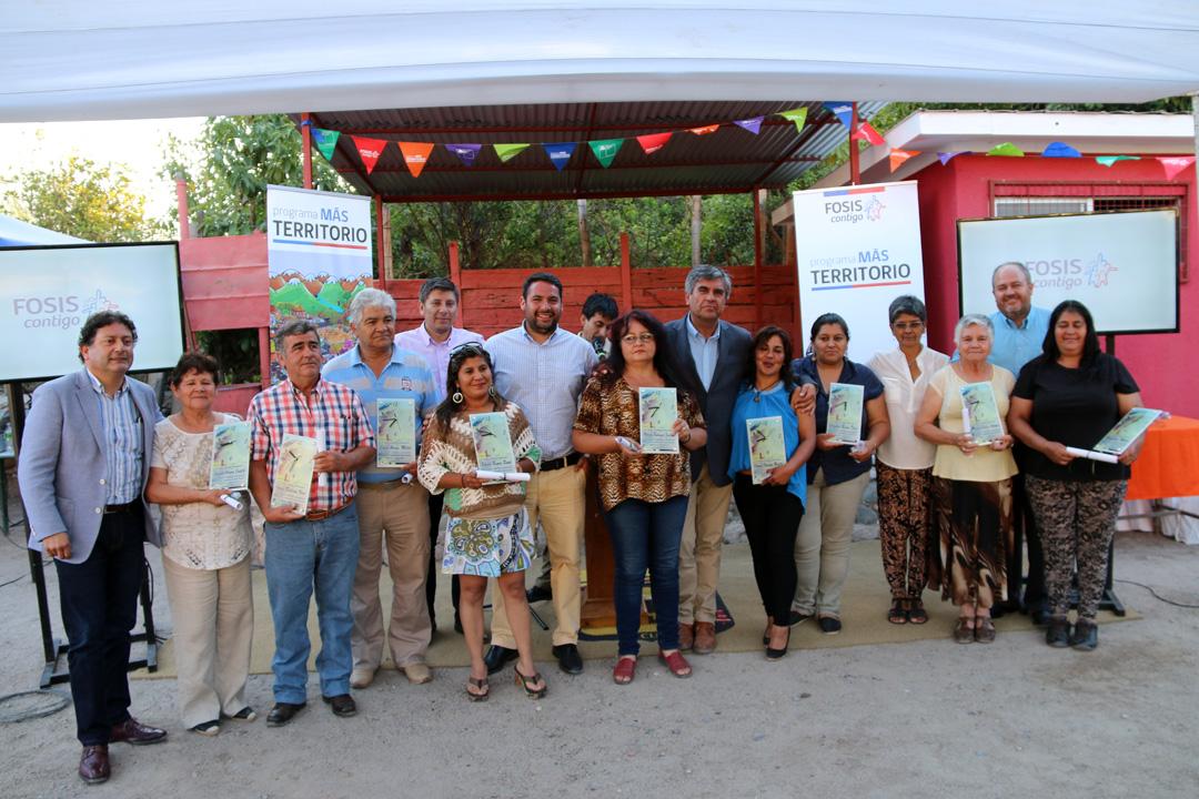 Photo of Con la concreción de proyectos finaliza programa Más Territorio en Rivadavia