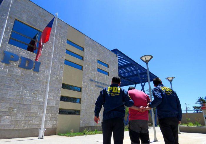Photo of PDI detiene a sujeto por violación en Vicuña
