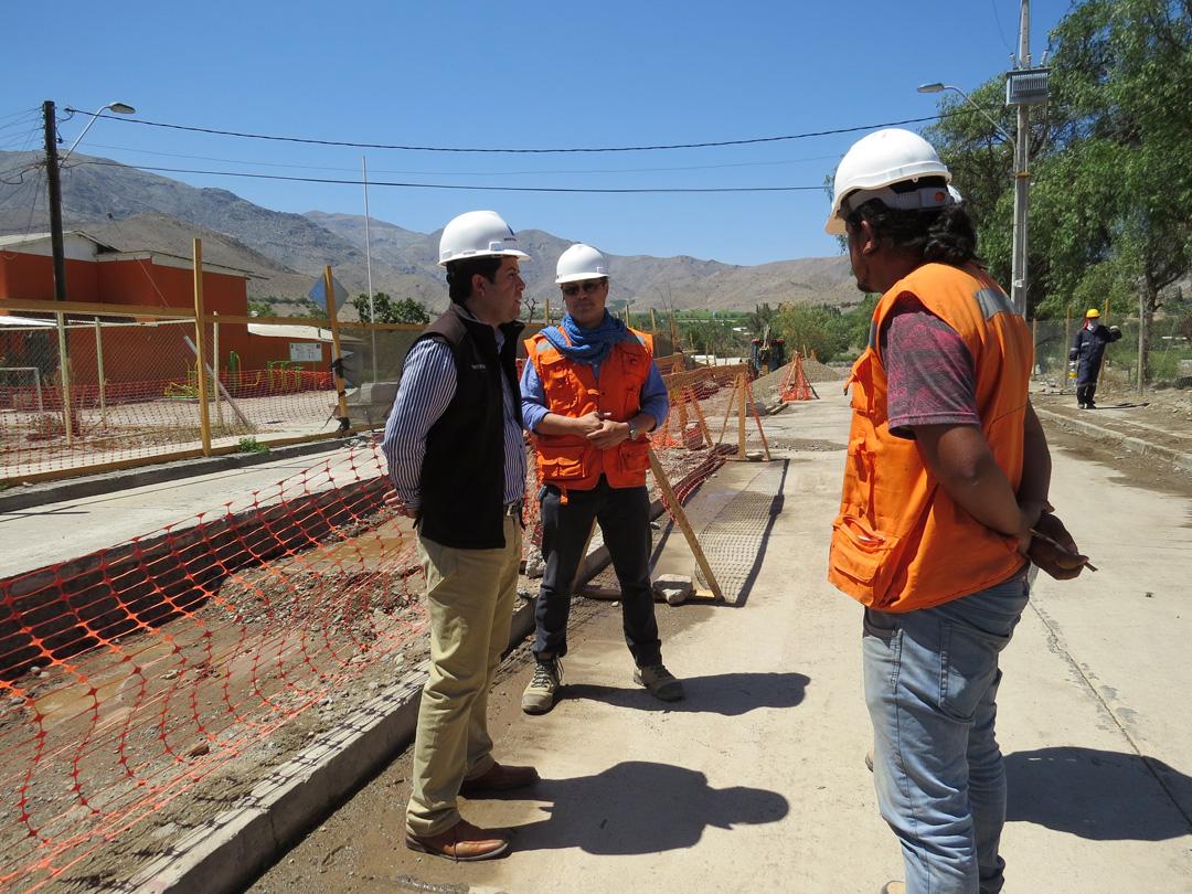 Photo of Ajustan programación de obras de colector de Vicuña para no afectar  época estival
