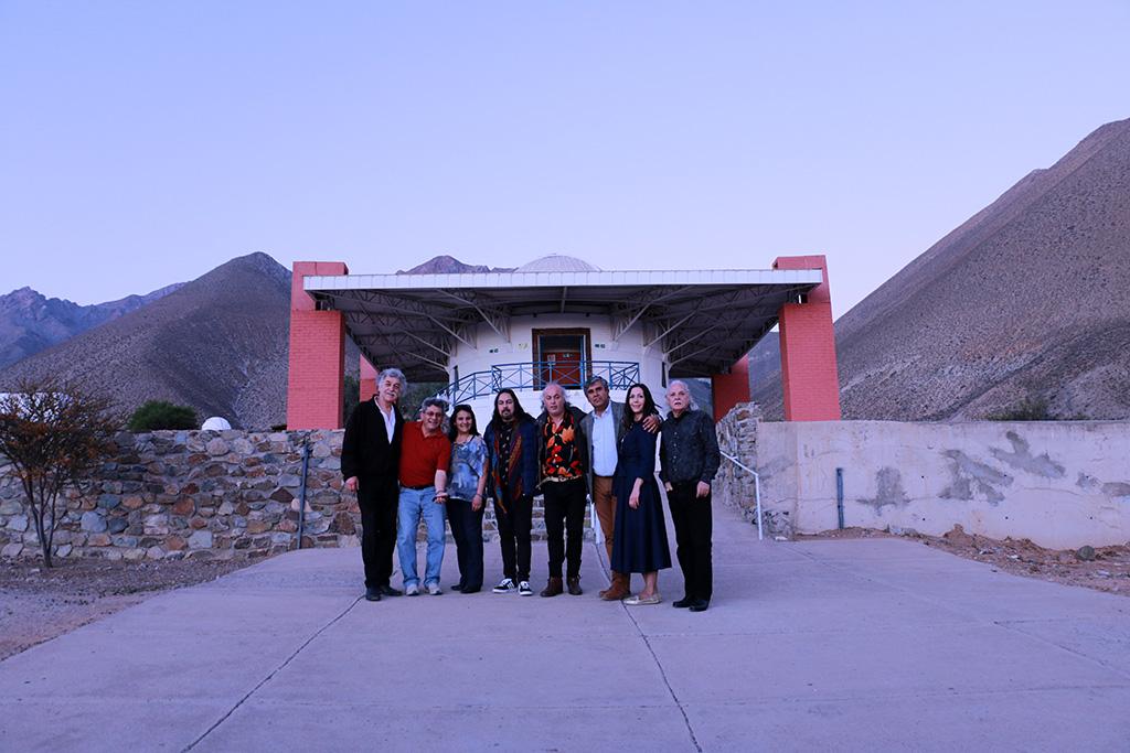 """Photo of Observatorio Mamalluca espera a """"Los Jaivas"""" para este verano 2017 en Vicuña"""