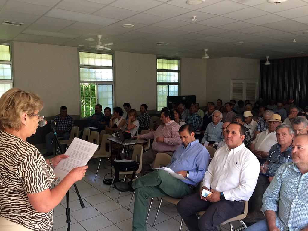 Photo of Agricultores del Elqui señalan preocupación por Reforma al Código de Aguas en reunión organizada por la JVRE