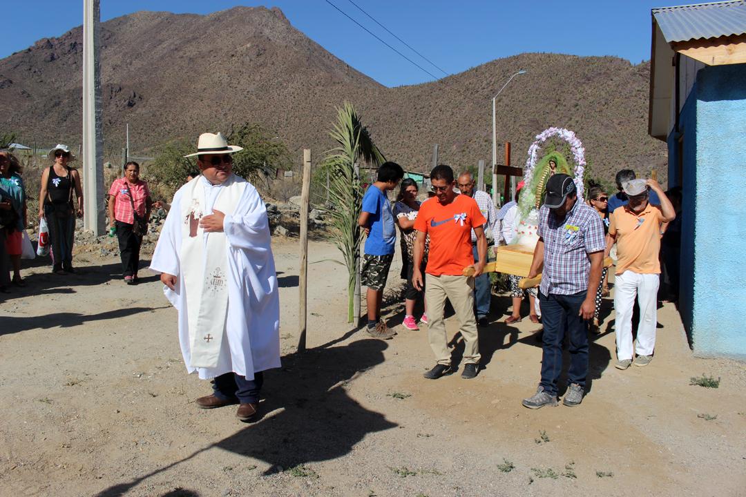 Photo of Con gran devoción celebran II fiesta religiosa de Pullayes en honor a la virgen de Guadalupe