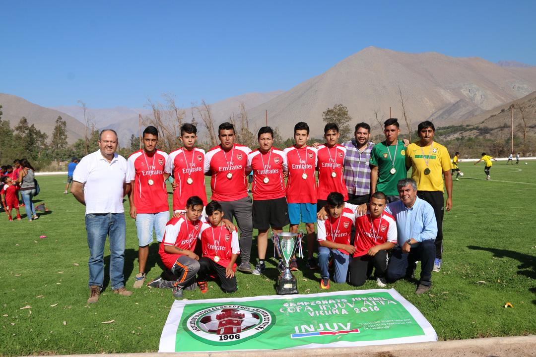 Photo of El equipo de Villaseca se queda con el título ANFA 2016 del fútbol juvenil