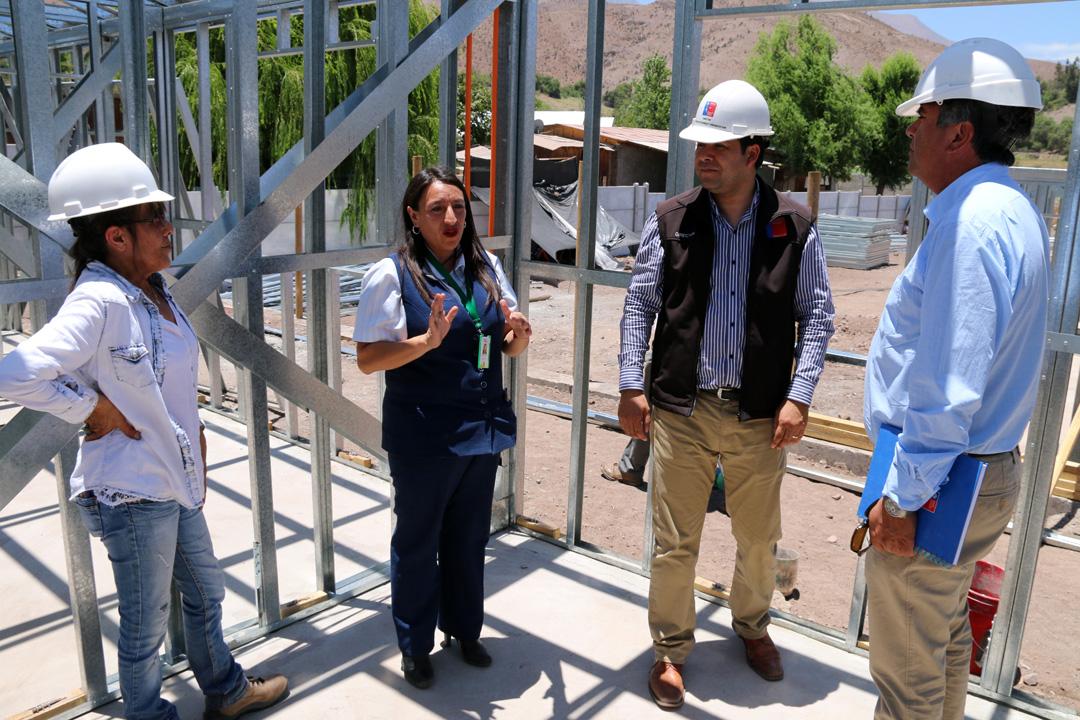 Photo of Un 15% de avance presenta proyecto inmobiliario de La Viñita que beneficiará a 158 familias