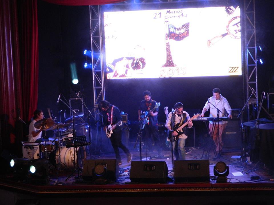 """Photo of """"Yo y Mi Banda"""" inicia ciclo de recitales de músicos locales en la sala de Microcine"""