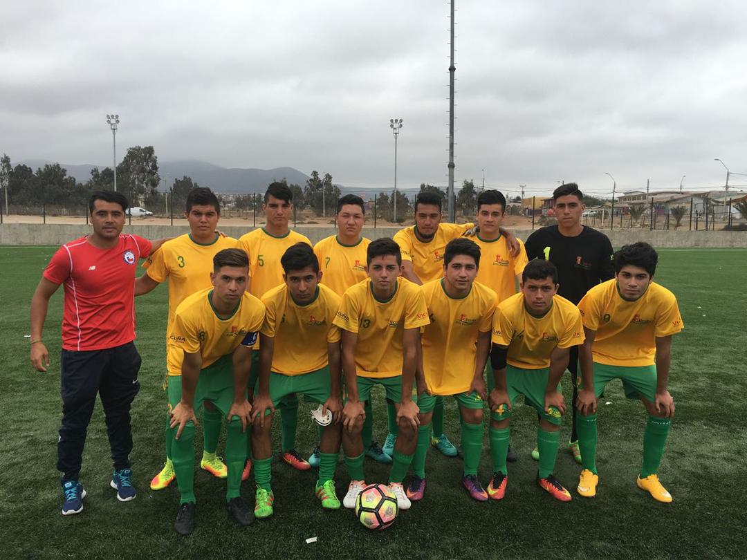 Photo of Escuela Municipal de fútbol de Vicuña se consagra como ganador de torneo internacional