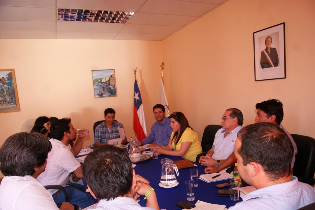 Photo of En Paihuano trabajan en soluciones habitacionales para los comités de allegados