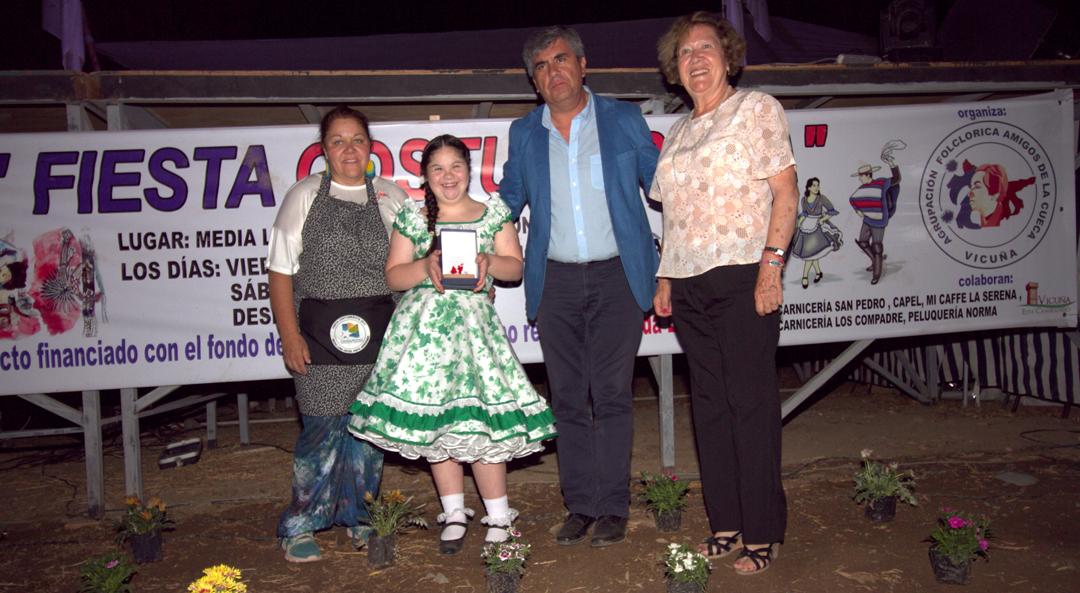 Photo of En Vicuña se realizó fiesta costumbrista que rescata la identidad local