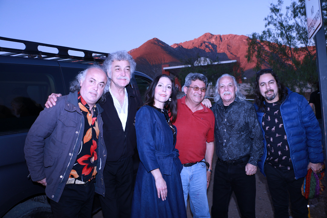 Photo of Los Jaivas se presentarán junto a la Orquesta Sinfónica Juvenil de La Antena en el Mamalluca