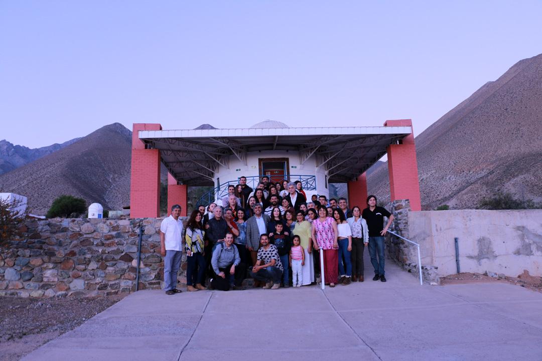Photo of Observatorio Cerro Mamalluca ofrece nuevos atractivos para sus visitantes