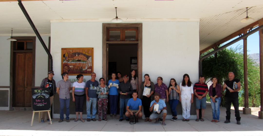 Photo of Realizan taller de Patrimonio familiar en Gualliguaica a través del Festival ARC