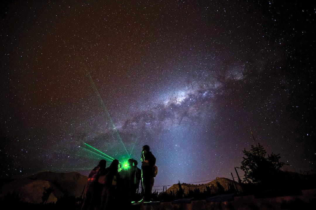 Photo of Continúa la alianza estratégica a nivel local-regional por la protección y cuidado del cielo