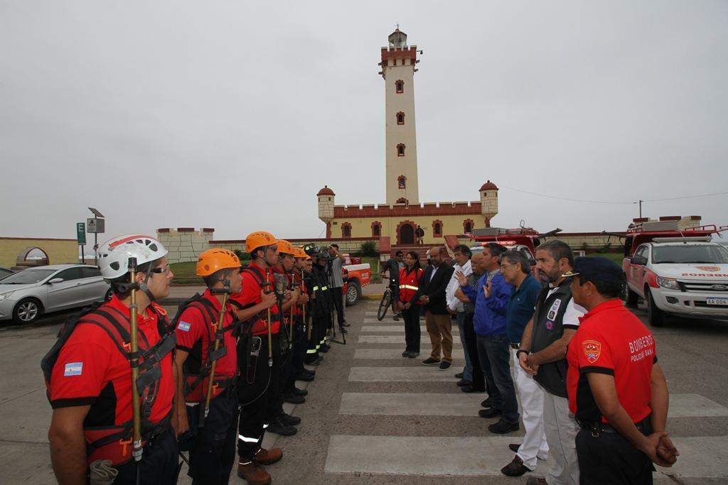 Photo of Bomberos y Brigadistas de San Juan, Argentina, apoyarán combate a incendios forestales
