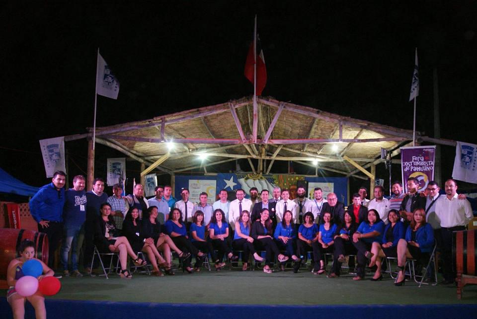 Photo of Con éxito de visitantes se desarrolló la XIX Feria Costumbrista de Paihuano