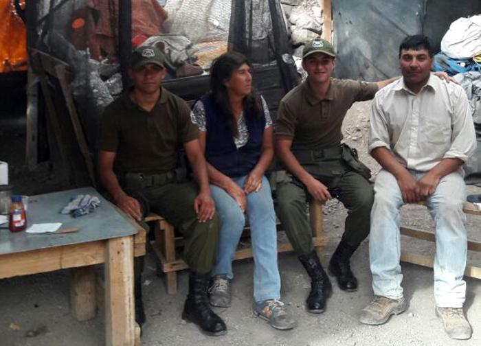 Photo of Carabineros se reúne con crianceros en la cordillera vicuñense