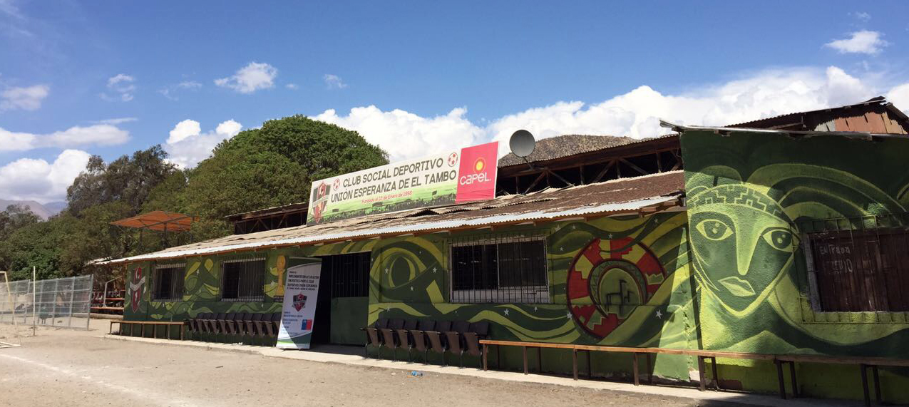 Photo of Club Unión Esperanza de El Tambo comienza a concretar proyecto de energía limpia