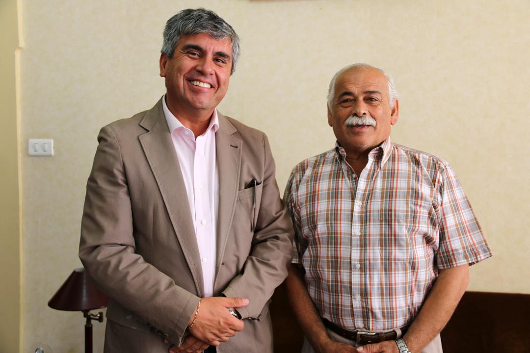 Photo of Alcaldes de La Serena y Vicuña fijan plan de acción en conjunto para su segundo mandato