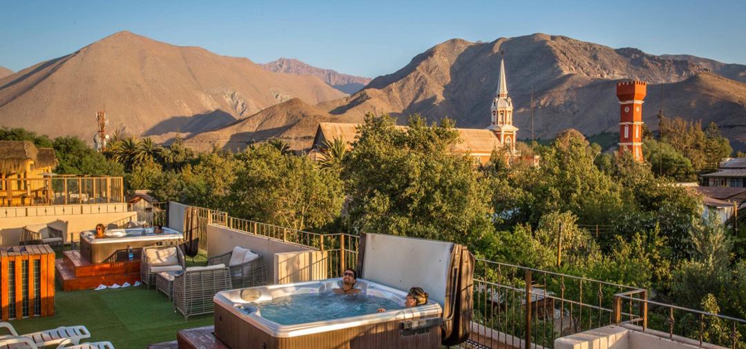 Photo of Se mantiene alta llegada de turistas: 85% promedio de reserva en alojamientos de Vicuña y Paihuano