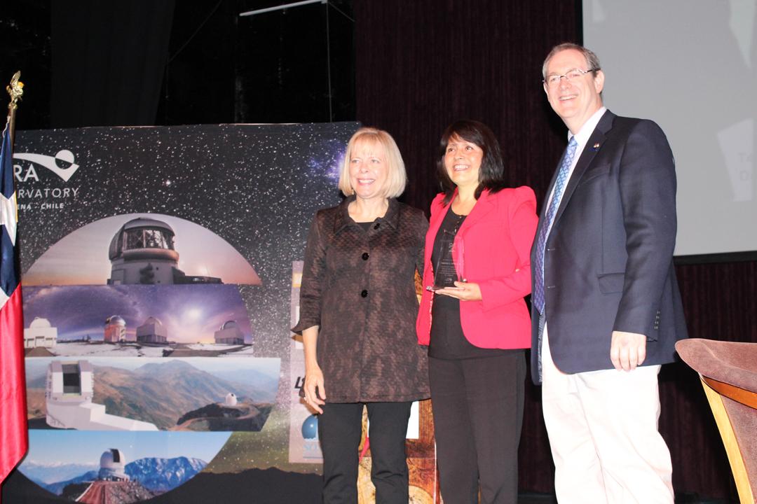 Photo of Día de la Astronomía en Coquimbo congregó a investigadores y a la comunidad en torno a la observación de los cielos