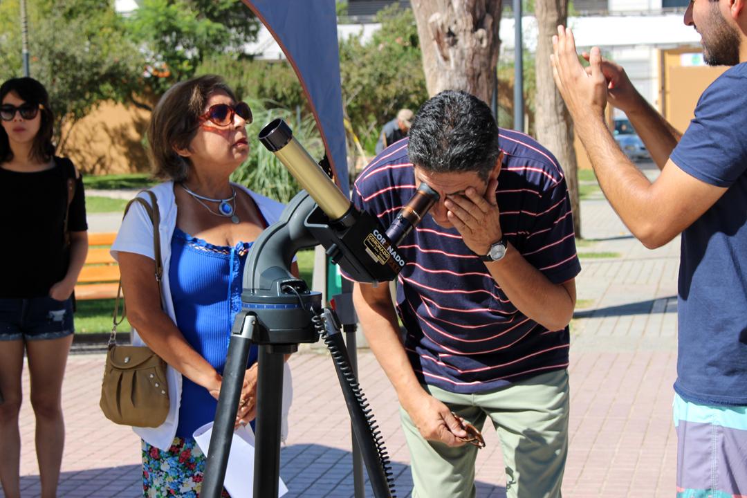 """Photo of Vicuña cierra el Mes de la Astronomía con celebración de la """"Tarde de las Estrellas"""""""