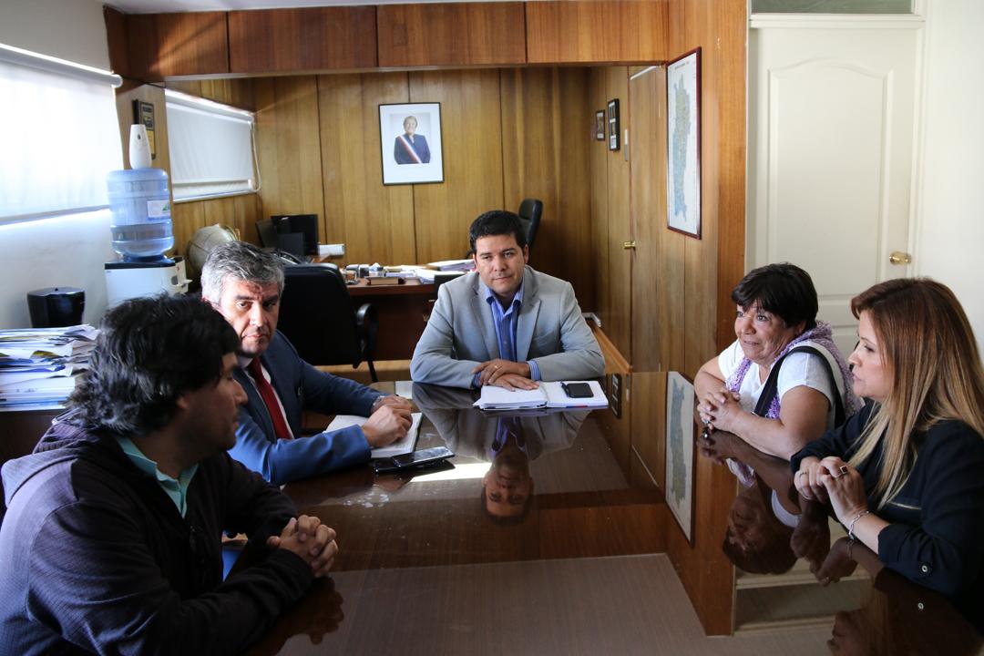 Photo of Buscan concretar viviendas para 49 familias de las localidades de El Arrayán y La Calera