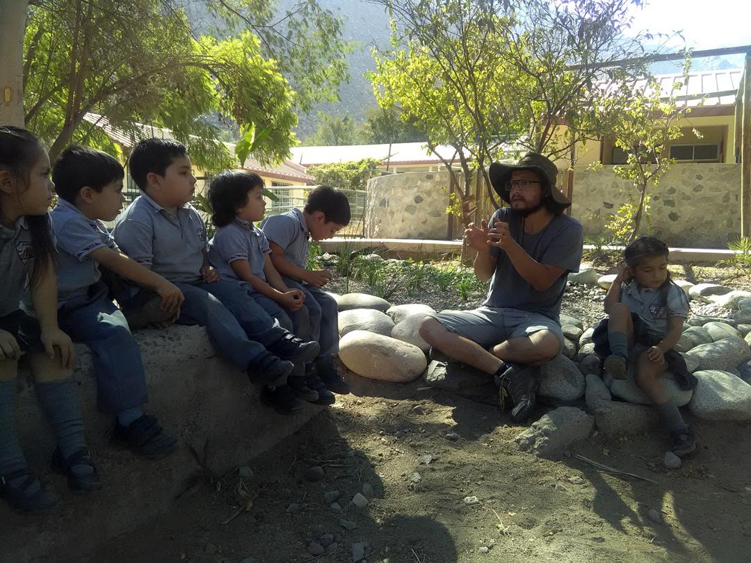 Photo of Desarrollan proyecto de reutilización de aguas y huerta escolar en Diaguitas