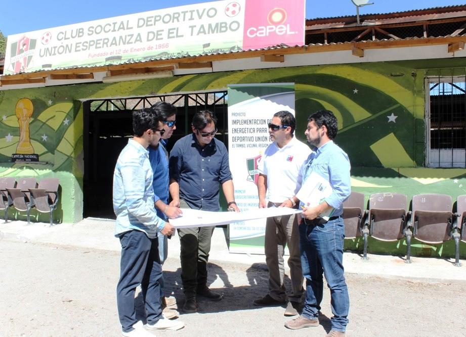 Photo of Inician proyectos de energías renovables en Varillar y El Tambo