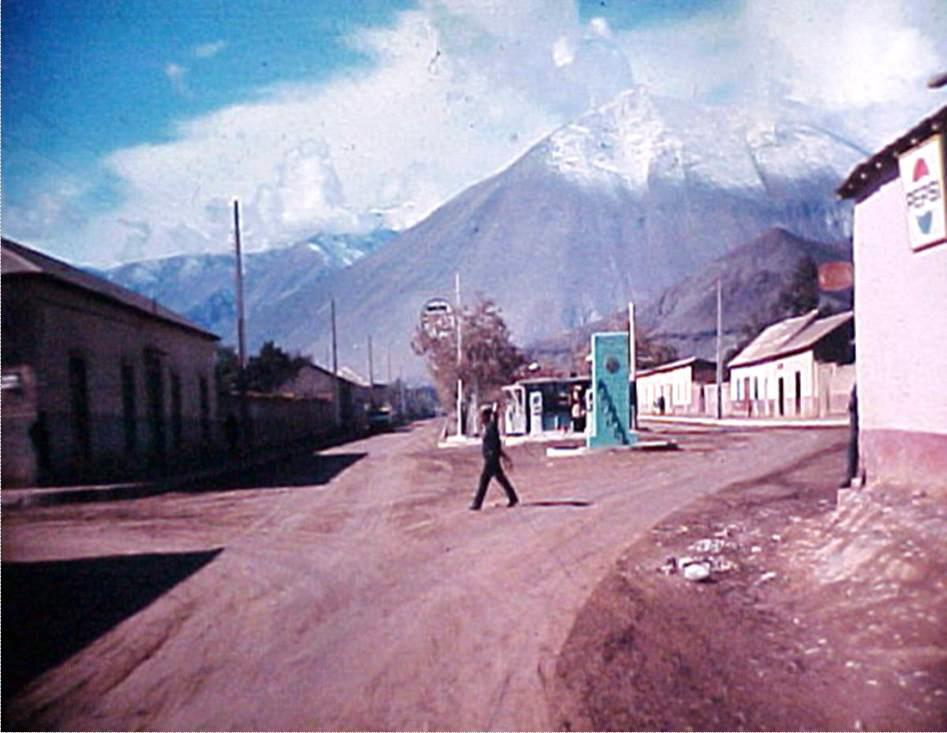 Photo of Avenida Las Delicias Vicuña