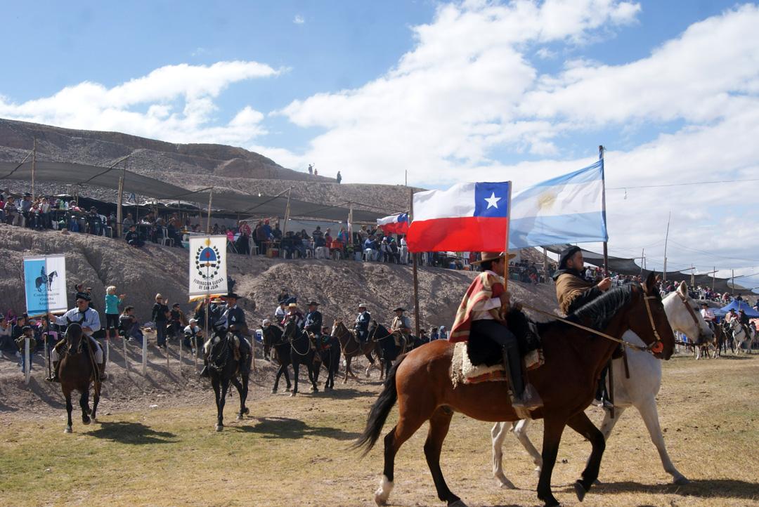 Photo of Club de Huasos de Pisco Elqui reprentaron a la comuna de Paihuano en encuentro de folclore en Argentina