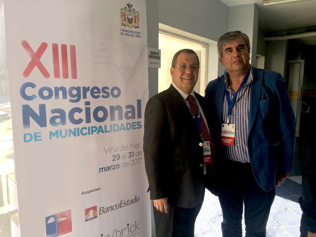 Photo of Alcalde de Vicuña asume como Director de la Asociación Chilena de Municipalidades