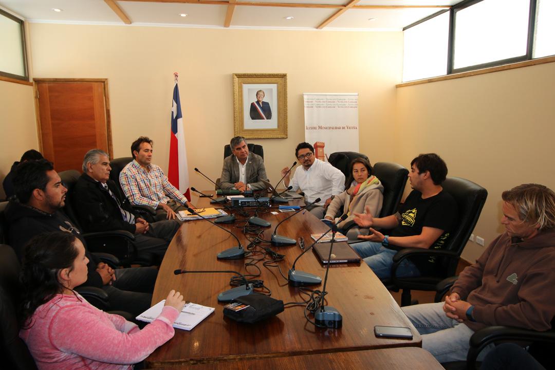 Photo of Vicuña realizará rueda de negocios binacional con Departamento de Iglesia en Argentina