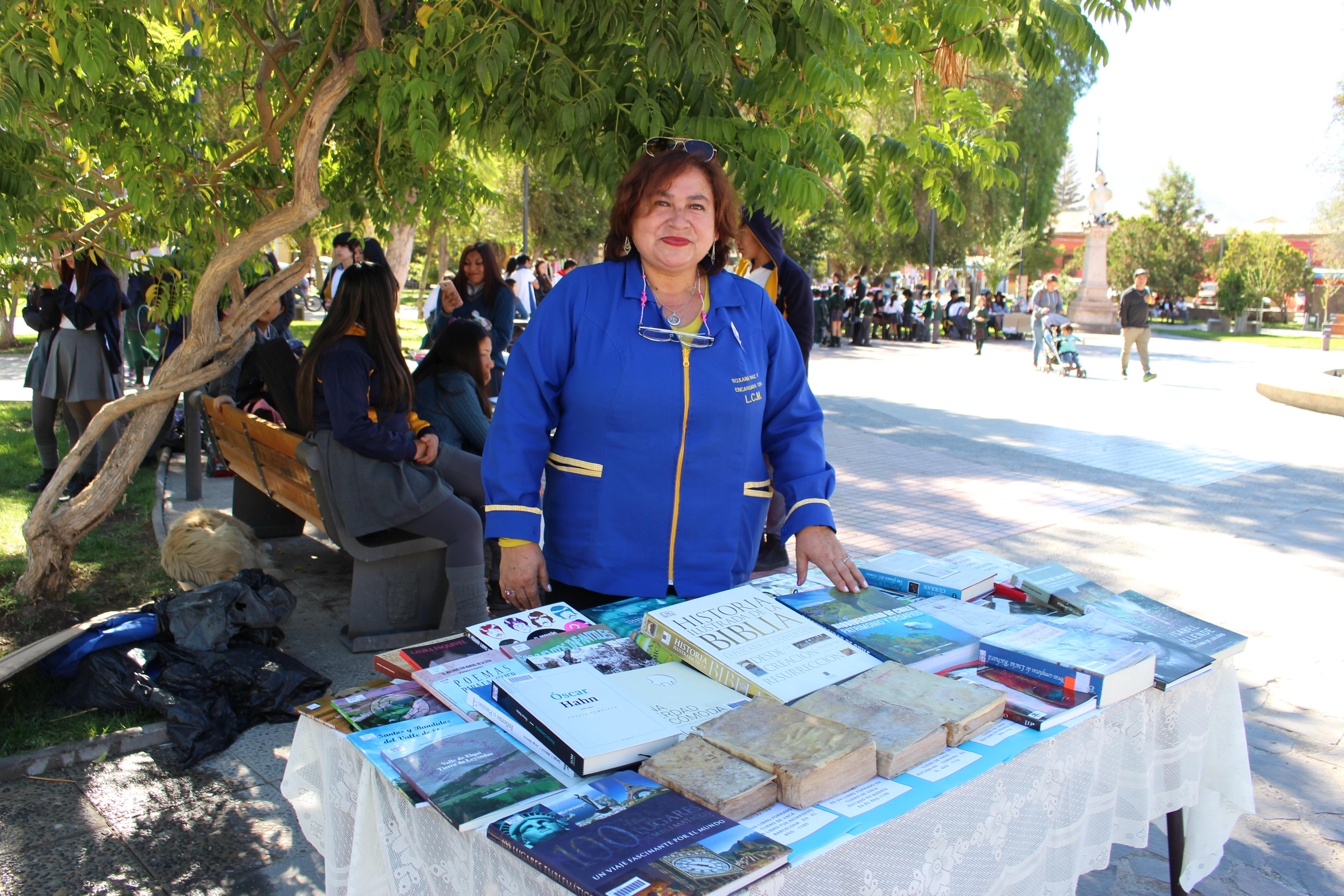Photo of Establecimientos educacionales de Vicuña conmemoran con diversas presentaciones el Día internacional del Libro