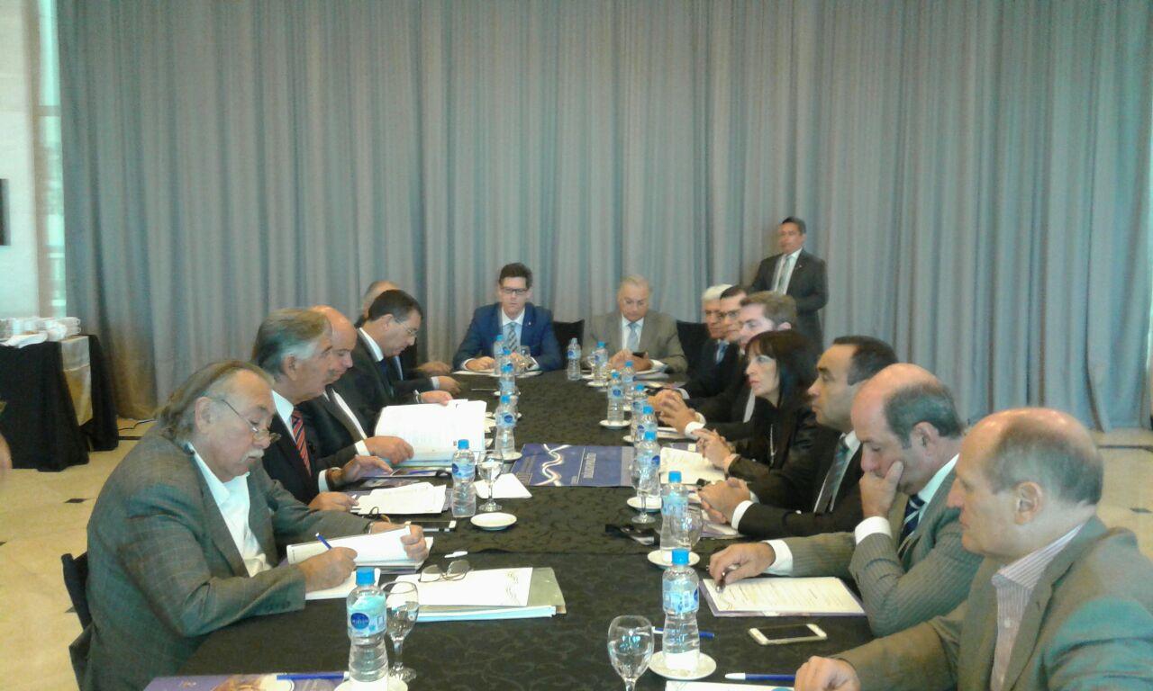 Photo of Comienza la versión 26 del  Comité de Integración Paso Agua Negra