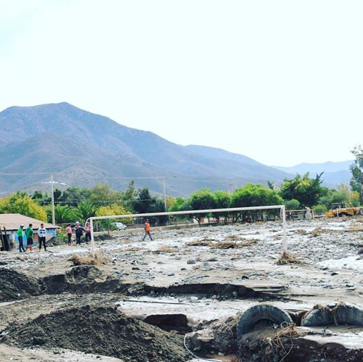 Photo of Club Deportivo Marquesa perdió todo con salida de la quebrada