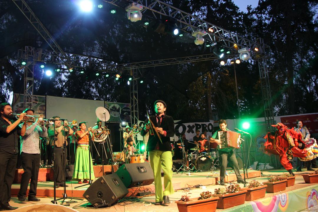 Photo of Banda Conmoción animará la Fiesta de Denominación de Origen Pisco en Vicuña